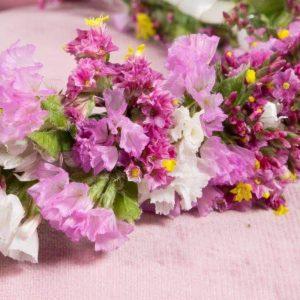 Blumenhaarkranz